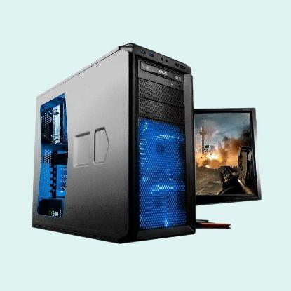 Digital Storm VANQUISH 3 Custom Performance PC resmi